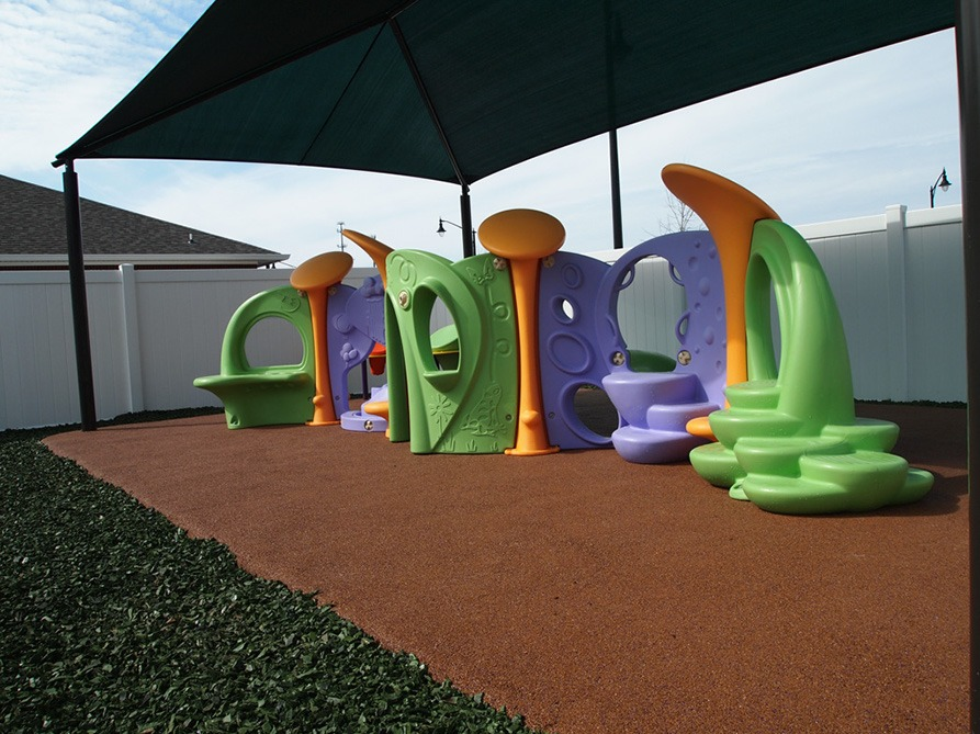 Tallahassee Florida Daycare Commercial Playground Equipment 10