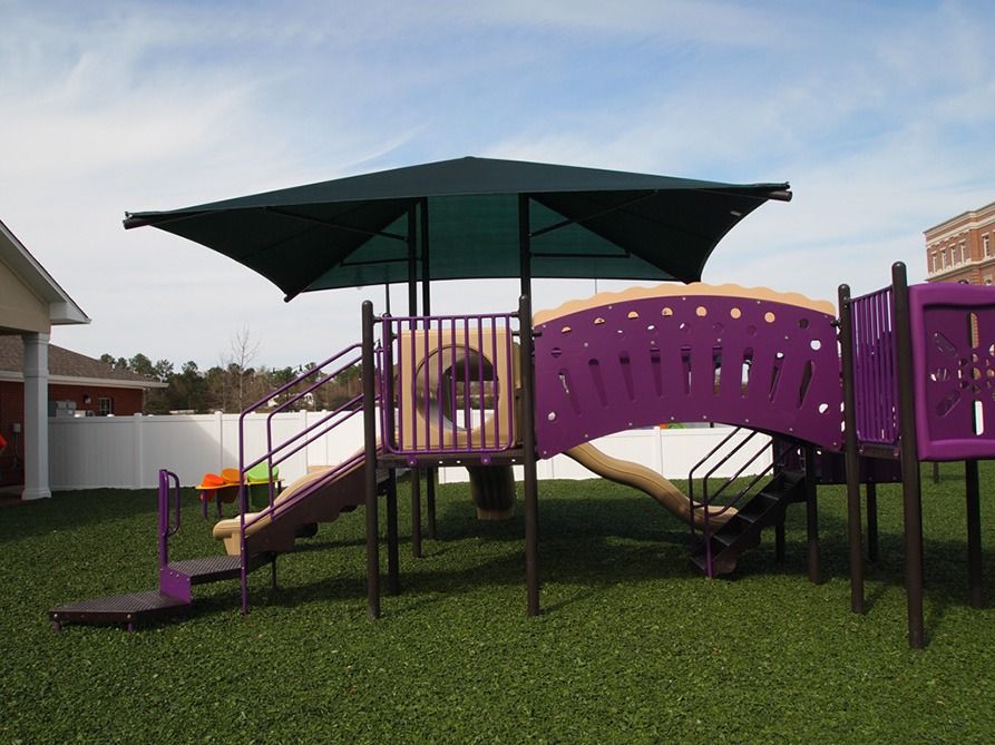 Tallahassee Florida Daycare Commercial Playground Equipment 11