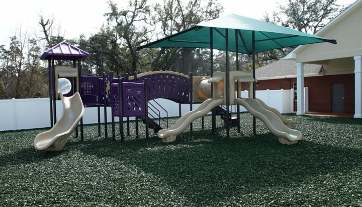 Tallahassee Florida Daycare Commercial Playground Equipment 2