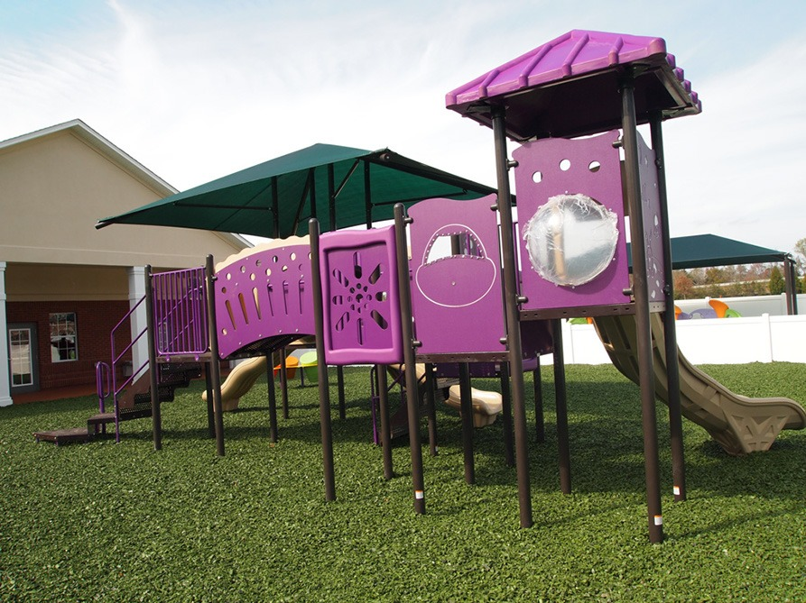 Tallahassee Florida Daycare Commercial Playground Equipment 42