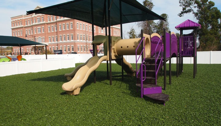 Tallahassee Florida Daycare Commercial Playground Equipment 46