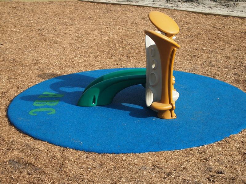 Thomasville Georgia Apartment Complex Playground 19