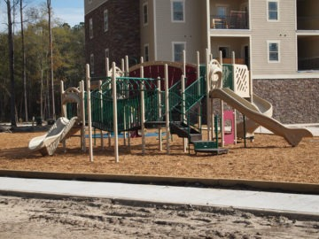 Thomasville Georgia Apartment Complex Playground 3