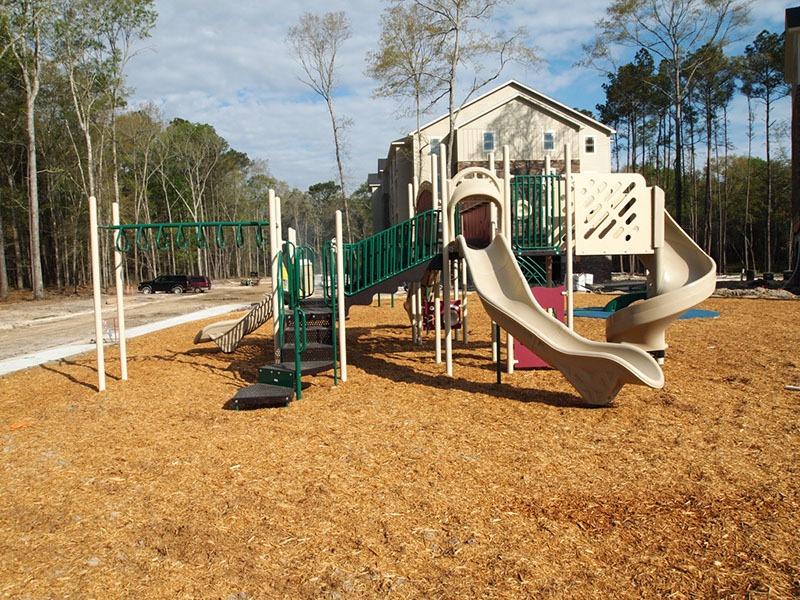 Thomasville Georgia Apartment Complex Playground 5