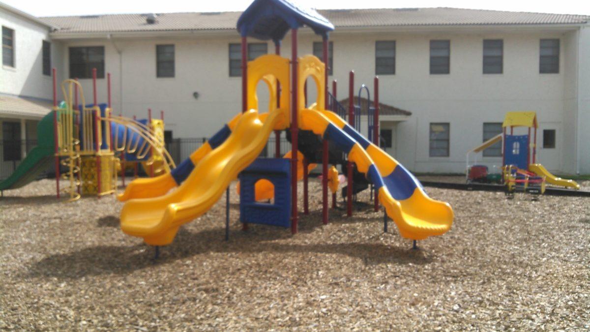 Winter Park Florida Church Playground 10