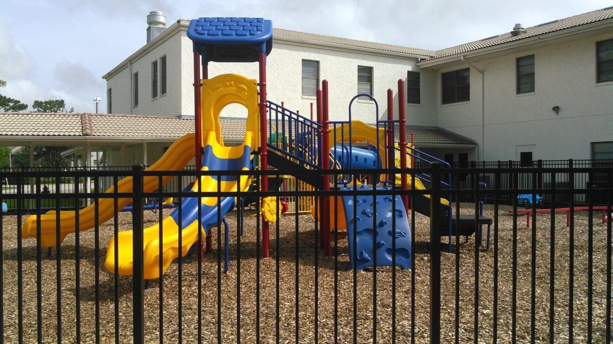 Winter Park Florida Church Playground 11