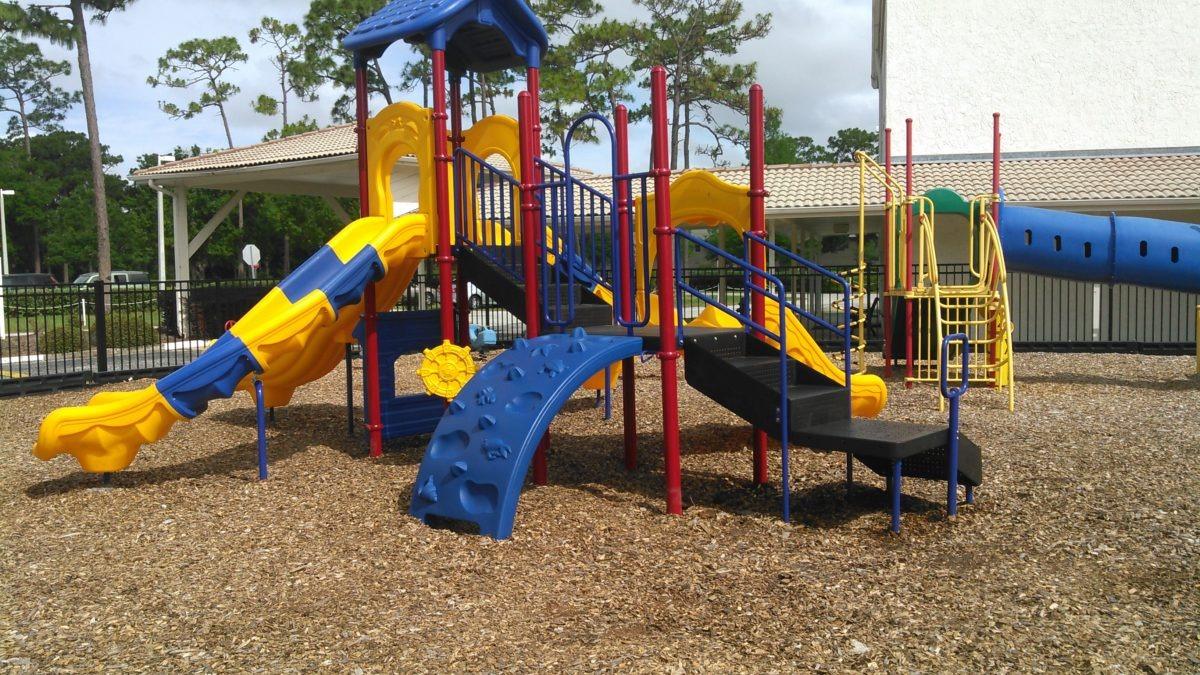 Winter Park Florida Church Playground 12