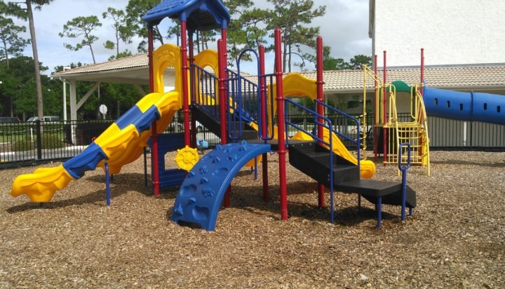 Winter Park Florida Church Playground 12