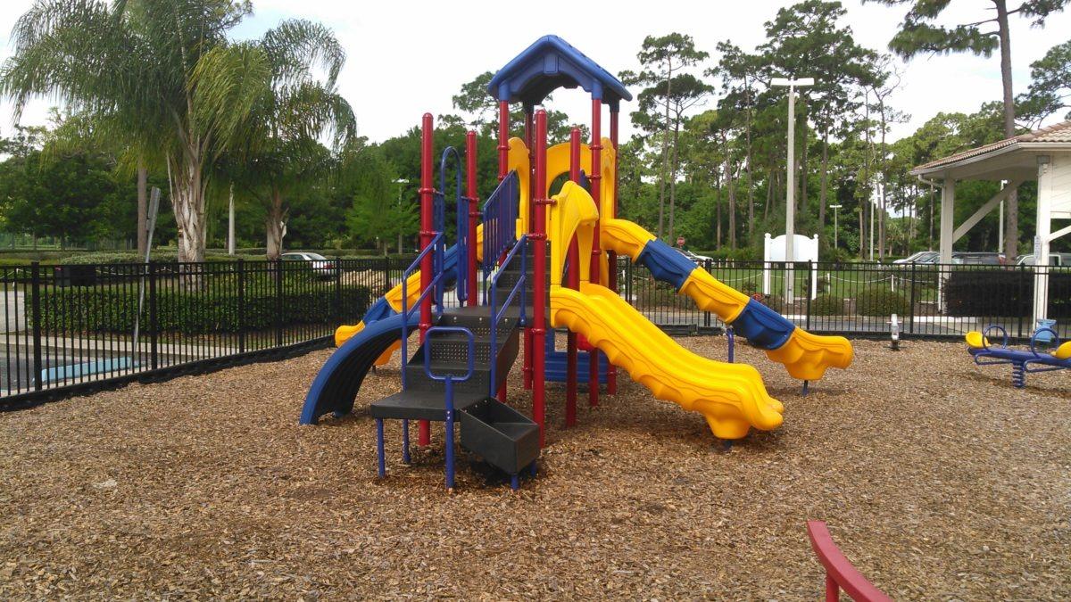 Winter Park Florida Church Playground 4