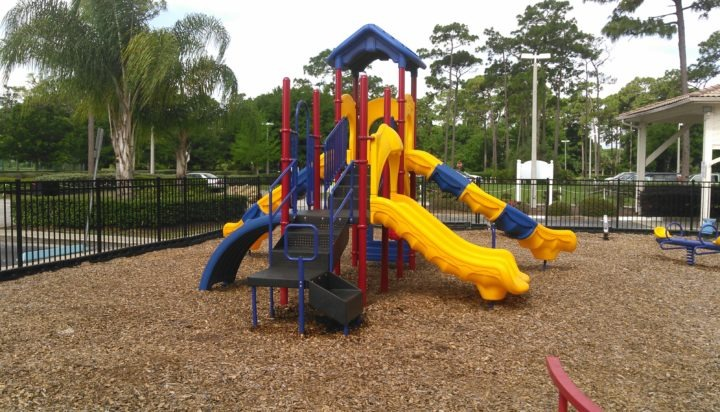 Winter Park Florida Church Playground 4