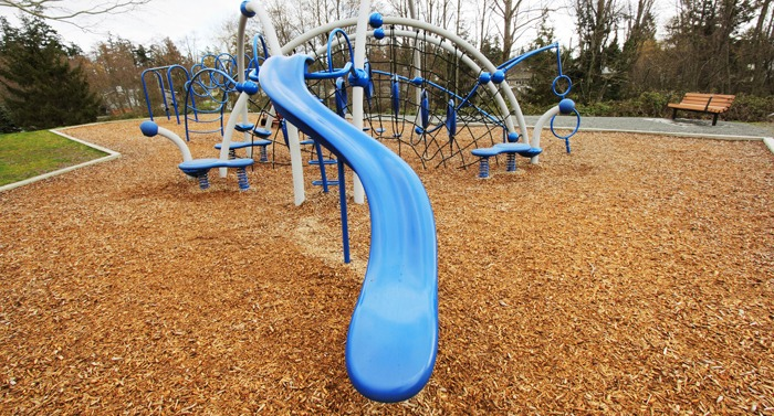 Commercial playground safety inspection services.