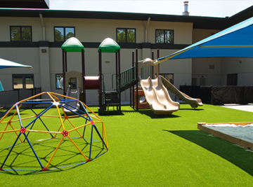 Playground for Church Daycare