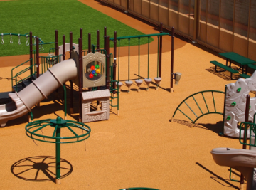 Florida Rooftop Playground
