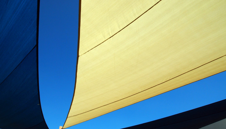 Rooftop Sail Shade Structures 25
