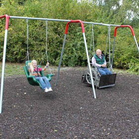 ADA Swing Sets