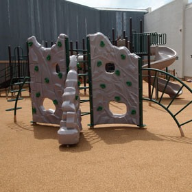Climbing Play Equipment