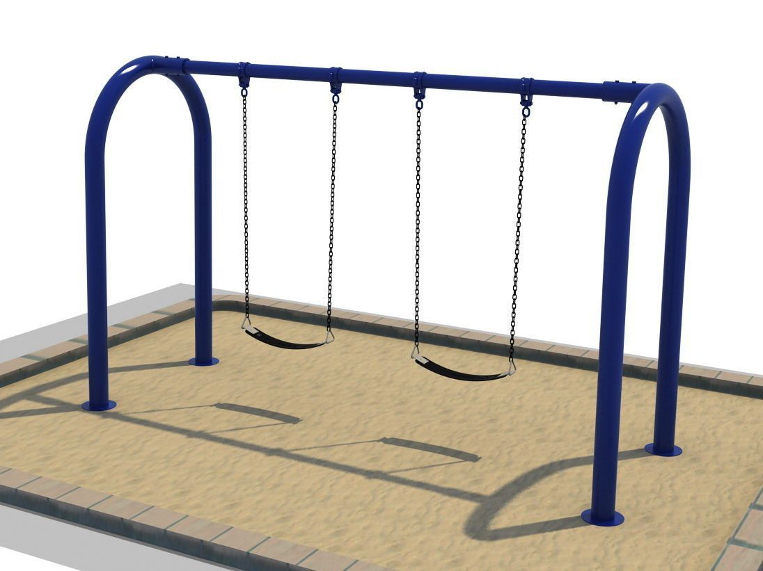 8 feet high Elite Arch commercial Post Swing