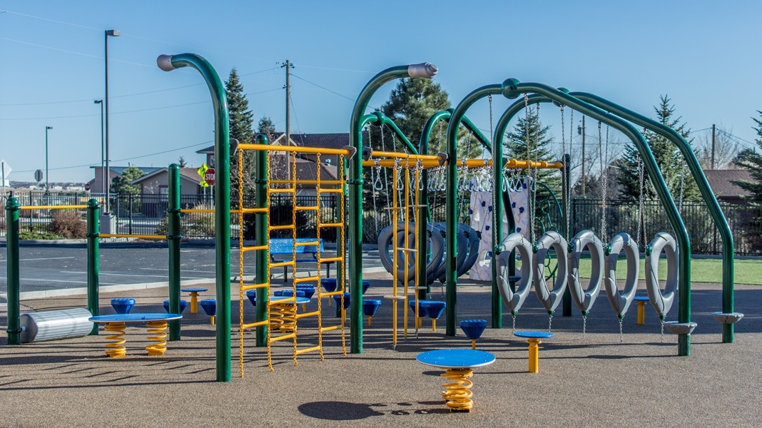 active play series commercial playground equipment 7