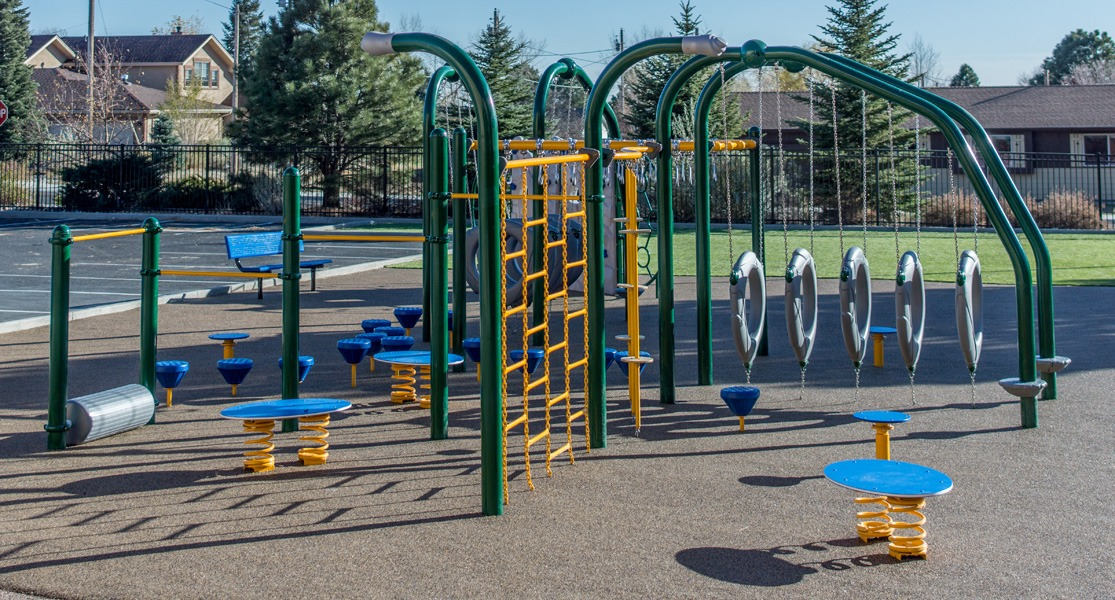 active play series commercial playground equipment 8