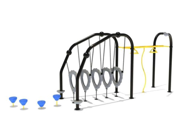 agility i commercial active play unit 1