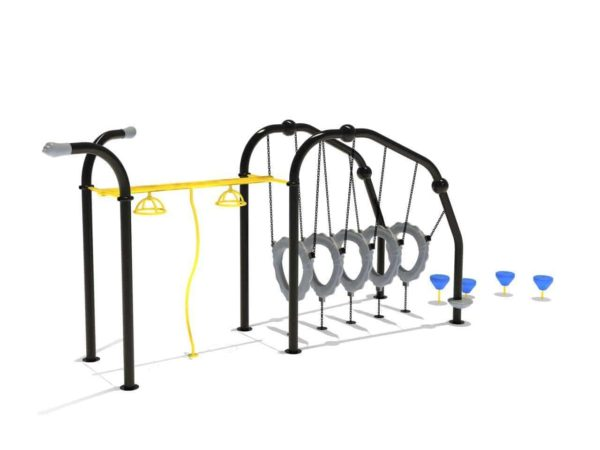agility i commercial active play unit 2