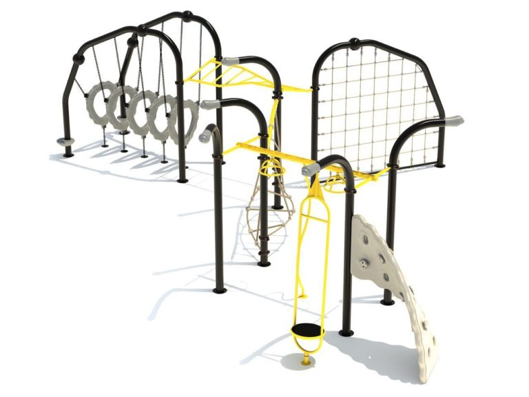agility ii active commercial play unit 1