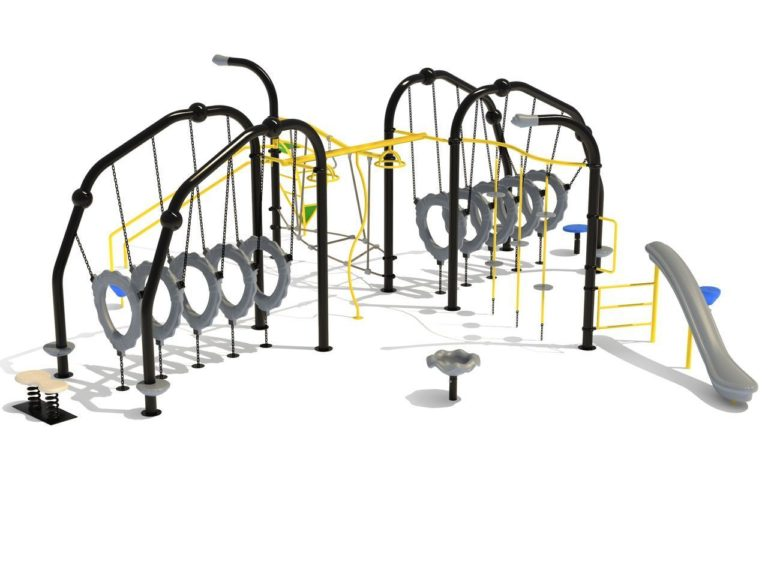 agility iii active commercial play unit 2