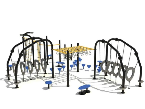 agility iv active commercial play unit 1