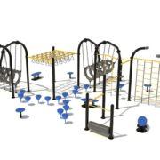 Agility IV Active Play Unit
