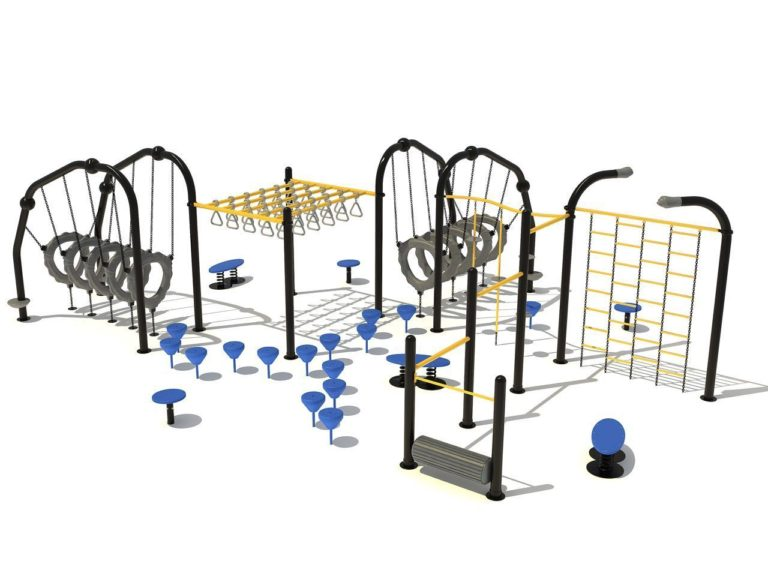 agility iv active commercial play unit 2