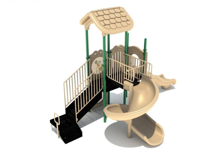 alexandria commercial playground structure 4