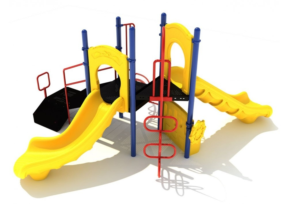 ames commercial playground structure 1