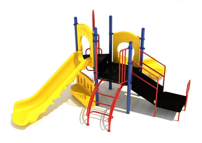 ames commercial playground structure 2