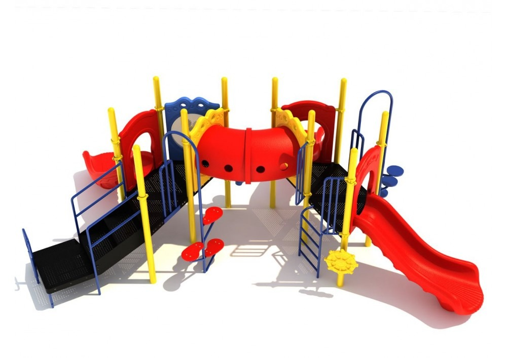 ann arbor commercial playground structure 1