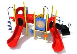 ann arbor commercial playground structure 2