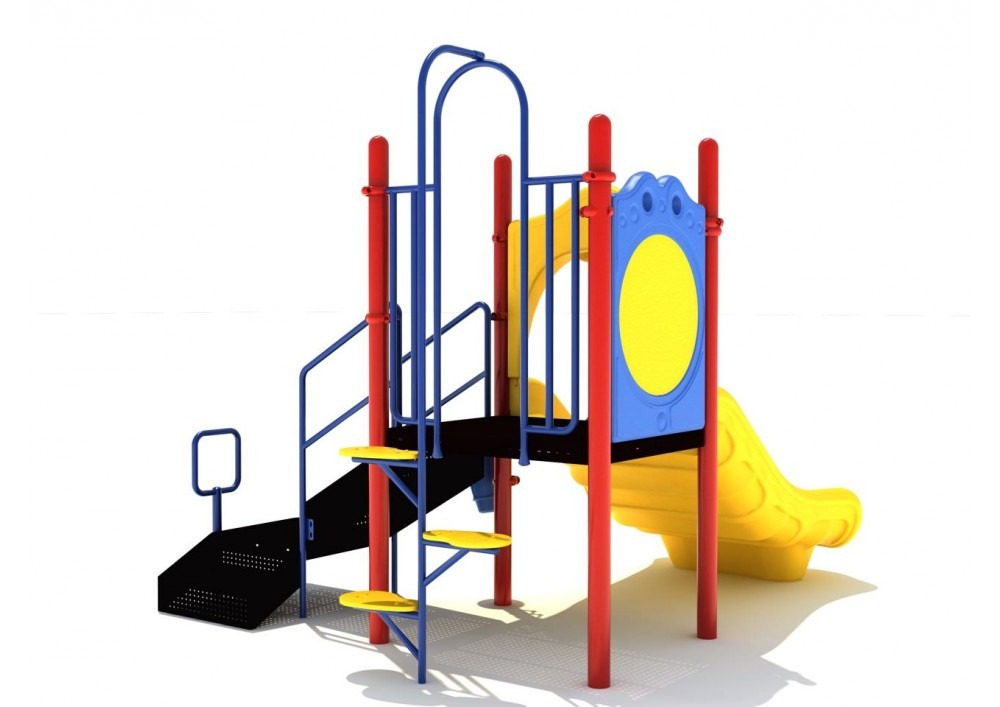 arlington commercial playground structure 1