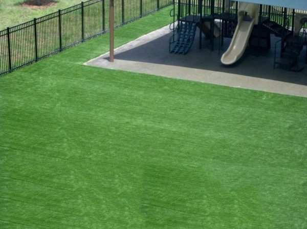 artificial commercial playground turf 1