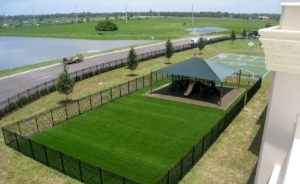 artificial commercial playground turf 2