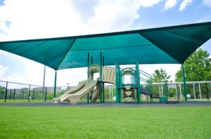 artificial commercial playground turf 3
