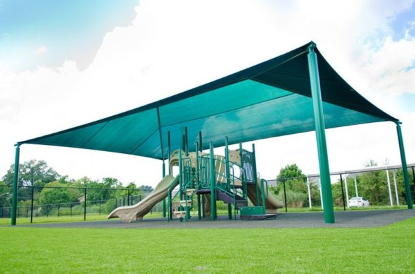 artificial commercial playground turf 4