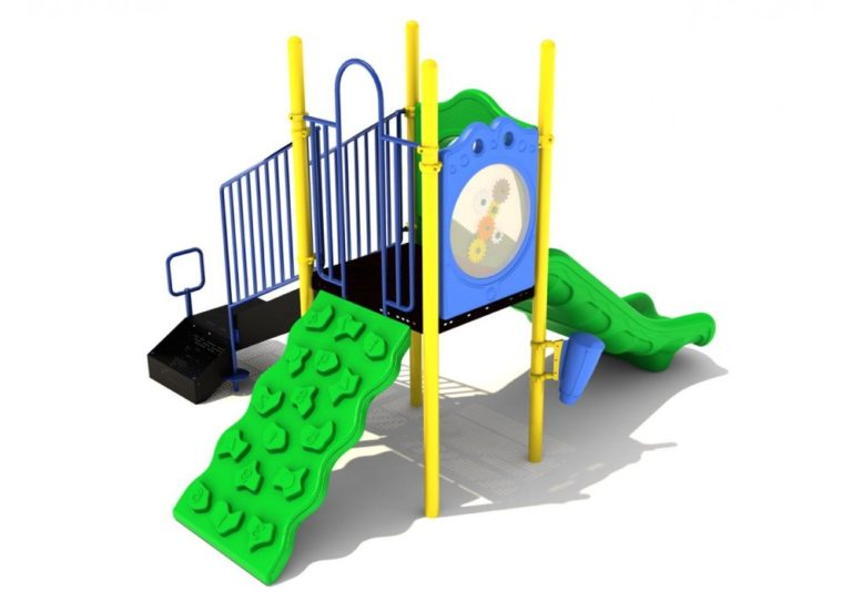 beaverton commercial playground structure 2