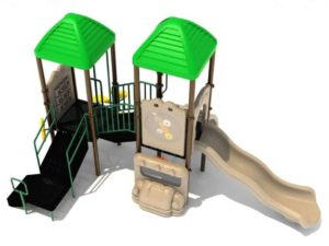 bellevue commercial playground structure 1