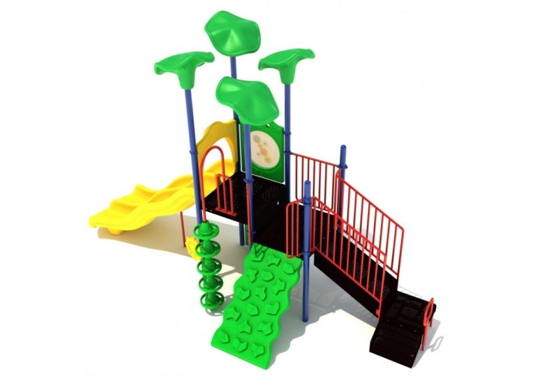 bellingham commercial playground structure 2
