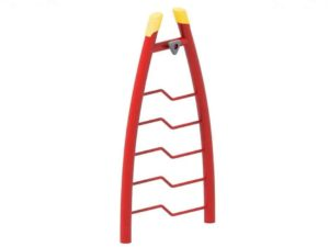 bent rung commercial vertical ladder attachment