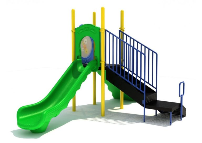 bismarck commercial playground structure 1