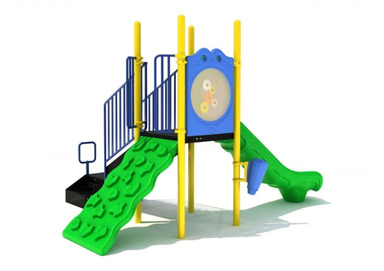 bismarck commercial playground structure 2