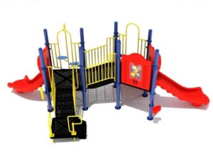 blackburn commercial playground structure 1