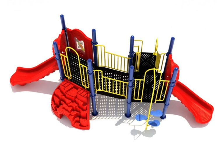 blackburn commercial playground structure 2
