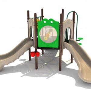 Boulder Playground Structure