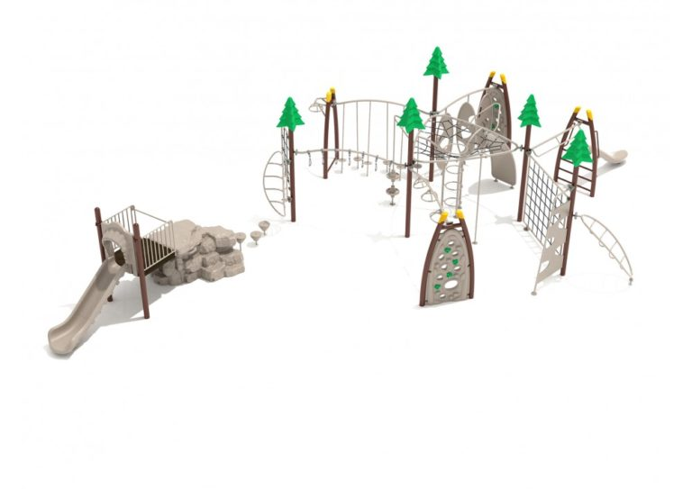 bucktown commercial playground structure 2